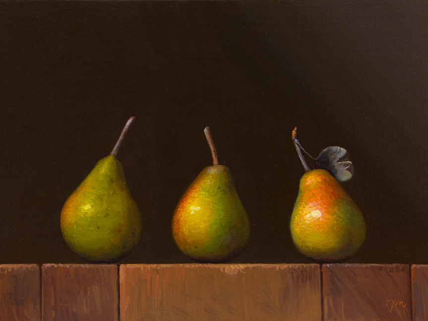 Images Of Pear Paintings
